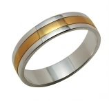 Gold wedding ring Nr. 1004