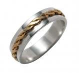 Gold wedding ring Nr. 1005