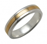 Gold wedding ring Nr. 1009