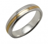 Gold wedding ring Nr. 1010